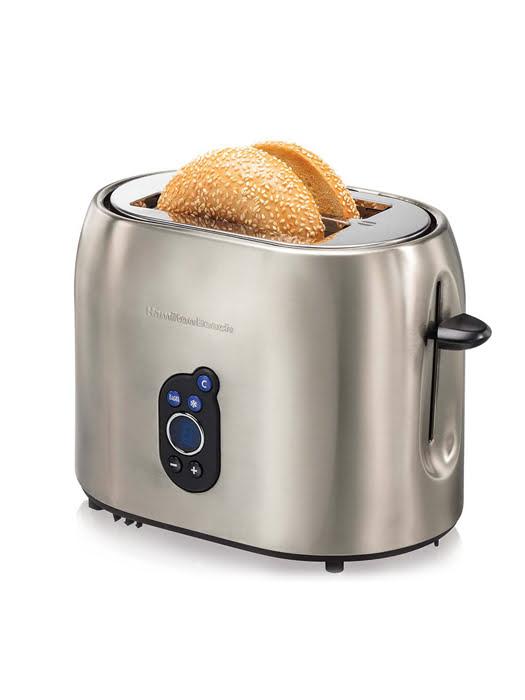 Máy nướng bánh mì kỹ thuật số 2 lát Hamilton Beach - 22702-SAU
