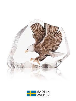 Vật trang trí hình con chim đại bàng đang bay Maleras Eagle in Flight - 34087