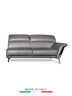 Ghế Sofa Arte Italiana N_HENI 1 RIGHT ARM FAC. 2 1/2 STR - N8401251PETOU1517