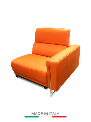 Picture of Ghế Sofa Arte Italiana N_LIBERTY 1RAF MAXI CHAIR REC.EL - N8422612PEYOU1525