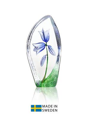 Vật trang trí hình hoa huệ dạ hương bằng pha lê Maleras Harebell - 34214