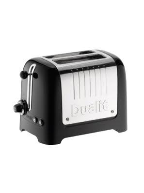 Máy nướng bánh mì Dualit LITE 2 ngăn màu đen - 1026225