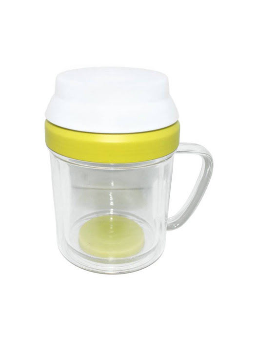 Picture of Ly thủy tinh Moriitalia 2 lớp chống nóng 450ml - 66891004