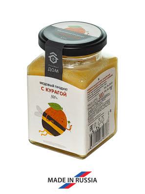 Mật ong chứa Mơ Khô -  261037