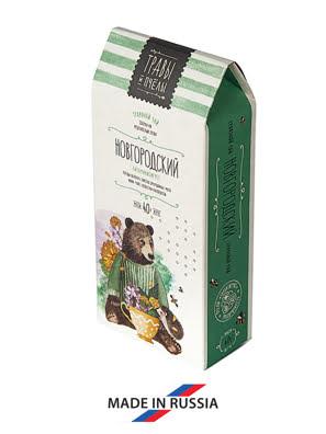 Trà thảo mộc NOVGOROD hộp 40 gram - 005737