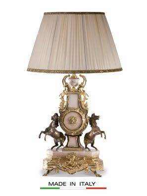 Đèn ngủ mạ vàng Olympuss Brass mã hàng 217