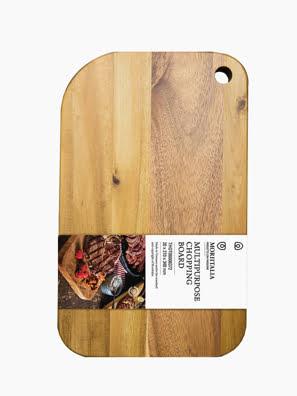 Picture of [MỚI] Thớt gỗ tràm đa dụng  Moriitalia 34x21x2cm - THOT00008372