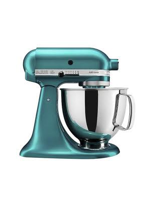 Picture of Máy trộn đứng đầu nghiêng KitchenAid Artisan® 220V màu xanh ngọc