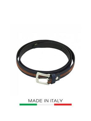 Dây thắt lưng Nữ da Ý Florence  2CM/0.74IN - 14520-TAN
