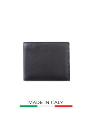 Picture of Ví nam da Ý Florence 22.5CMX9CM - PF258-BLACK