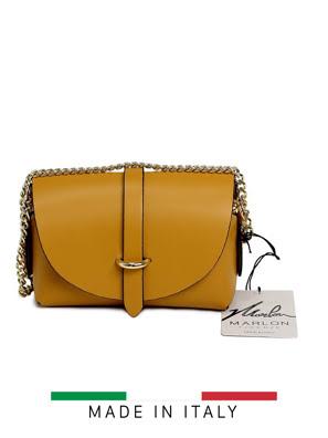 Túi xách Marlon Firenze 15.5x11cm - Màu vàng nghệ - BS0161/4-L224