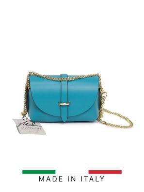 Túi xách Marlon Firenze 15.5x11cm - màu xanh ngọc - BS0161/4-L286