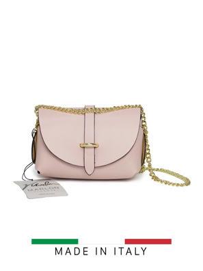 Túi xách Marlon Firenze 15.5x11cm - màu hồng pastel - BS0161/4-L105