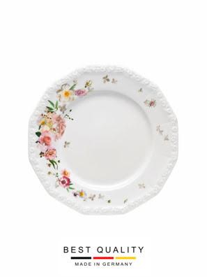 Đĩa sứ Rosenthal Maria Pink Rose 26cm - 407165.10226