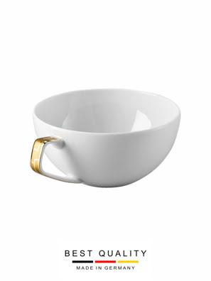 Picture of Tách trà bằng sứ mạ vàng Rosenthal TAC 02 Skin Gold - 403255.14642