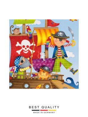 Picture of Khăn giấy ăn trang trí bàn tiệc ti-flair Tissue napkins DESIGN 33x33cm - 371738