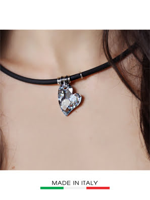 Picture of Vòng cổ Debora mặt đá Swarovski hình trái tim 23429