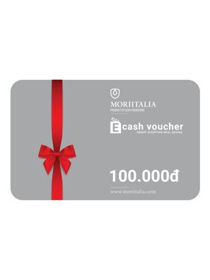 E-cash voucher mua hàng trị giá 100.000đ