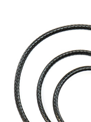 Dây bện màu đen cho treo trên dây buộc nhanh - 6084201108