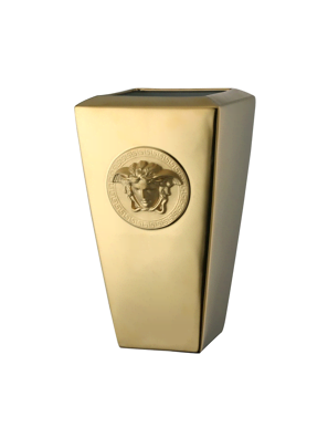 Bình Hoa Bằng Sứ 32cm Versace Medusa gold - 40.360.926.032