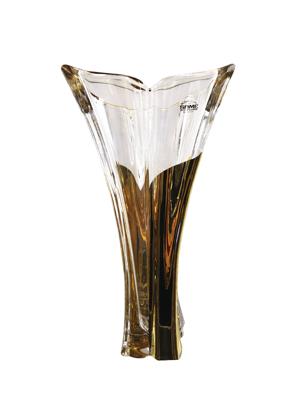 Bình Hoa Pha Lê Same Mạ Vàng 24k - 3603