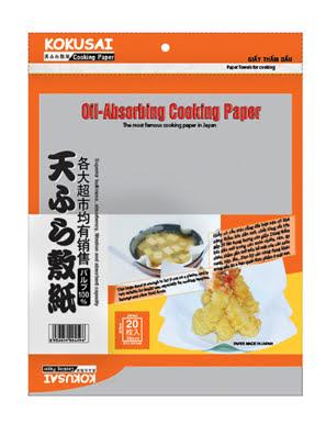 Giấy Thấm Dầu Kokusai (20 tờ/túi) - GTDD00004596