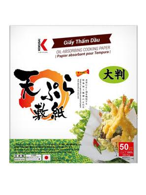 Giấy thấm dấu tempura KOKUSAI 22x30.9cm (50 sheet/túi) - GTDD00004787