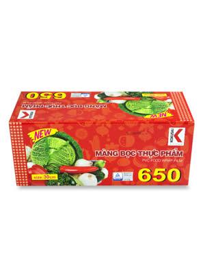 Màng bọc TP Kokusai 30cmx650 - dao nhựa - MBTP00004534