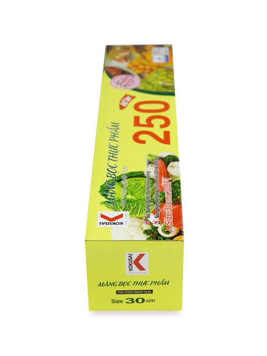 Màng bọc TP Kokusai 30cmx250 - MBTP00004503