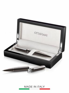 Bút Bi Với Thẻ USB 8GB 13.5 x 2 cm OTTAVIANI - 84239