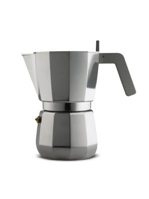 [MỚI] Bình pha cà phê Moka bằng nhôm Alessi - DC06/9FM