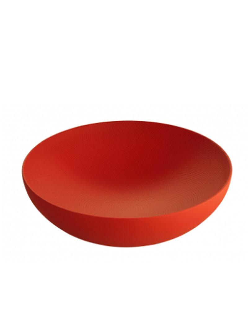 [MỚI] Khay 2 lớp màu đỏ Alessi - DUL02/25RT