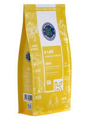 Picture of Cà Phê Rang Xay K-COFFEE LIFE 227G - RXKLN00227