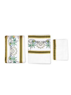 Khăn tắm Versace màu xám 40x60cm - ZTO101701.Z4205