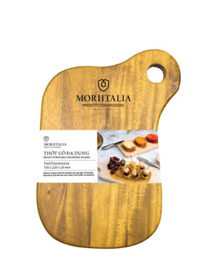 Picture of [MỚI] Thớt gỗ đa dụng Moriitalia 150x220x20mm - THOT00009836