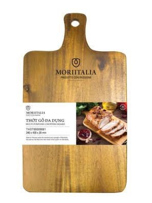 Picture of [MỚI] Thớt gỗ đa dụng Moriitalia 420x240x20mm - THOT00009881
