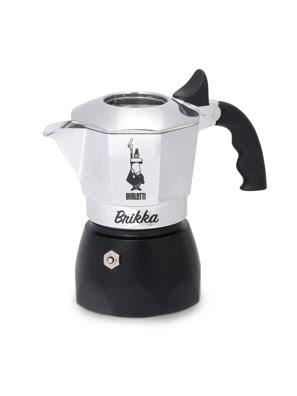 [MỚI] Bình pha cà phê Bialetti BRIKKA 2 Cup - 990006782