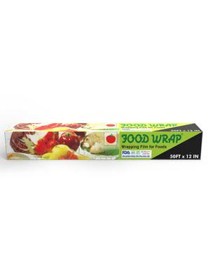 Màng bọc TP Food Wrap 50FTx12IN (30cm)- đầu đen - MBTP10007498