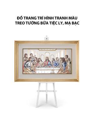Đồ trang trí hình tranh màu treo tường
