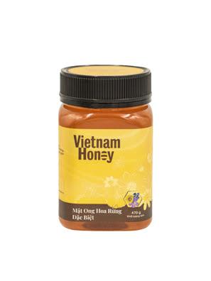 Mật ong Hoa rừng đặc biệt 470g - VIETNAMHONEY