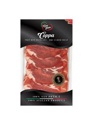Thịt Heo Muối Sấy Coppa - CUI 101 - Moriitalia