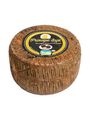 Phô Mai Pecorino Gran Nấm Truffle - SEP406 - Moriitalia