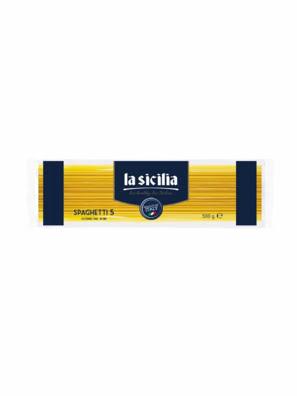 Mì Sợi dài tròn (Spaghetti) #5 - La Sicilia - 500g