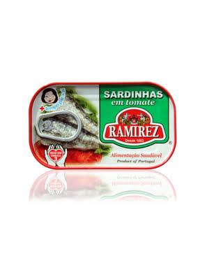 Cá mòi xốt cà Ramirez 125g